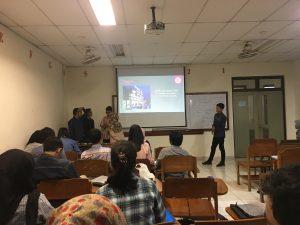 Presentasi kuliah